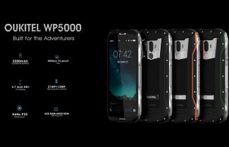 סמארטפון Oukitel WP5000 – המכשיר הקשוח בעולם, עכשיו במחיר מיוחד!