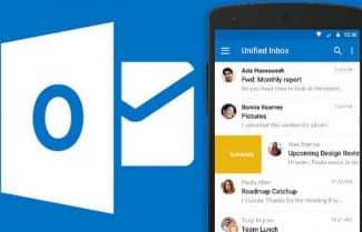 ג׳ירפה מעדכנת: שעוני Samsung יכולים לקבל מיילים של Outlook