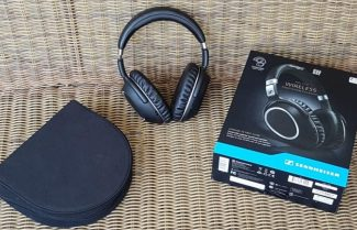 ג'ירפה בודקת: אוזניות Sennheiser PXC550