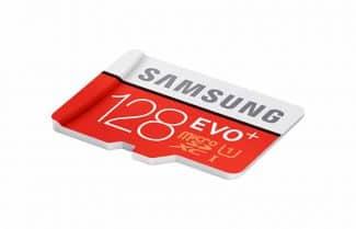 כרטיסי זיכרון 256 / 128 גיגה בייט מבית סמסונג – במחירים מעולים!