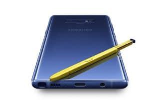 סמסונג משחררת עדכון חדש ל-Galaxy Note 9 הכולל שדרוג מצב לילה במצלמה