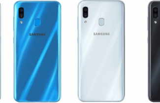 סמארטפון סמסונג Galaxy A30 במחיר מעולה כולל זמינות מיידית!