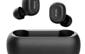 אוזניות Truly Wirless דגם QCY QS1 במחיר מבצע לזמן מוגבל!