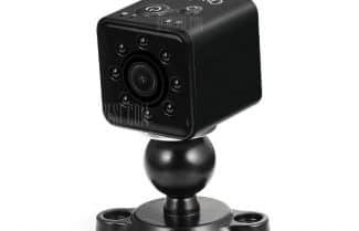 מצלמת דרך זעירה 1080p עם זווית רחבה – במחיר השקה מיוחד!