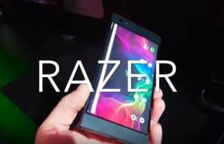 CES 2018: הסמארטפון-גיימינג של RAZER הוא אחד המרשימים בשוק – צפו בוידאו