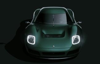 רוכשי מכונית המירוץ Lotus Type 62-2 יוכלו להתאים אישית בעזרת הדפסות תלת מימד