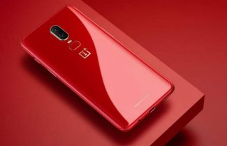 השור הזועם: הושקה גירסת OnePlus 6 בצבע אדום