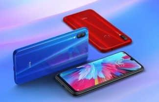 הוכרז: Xiaomi Redmi Note 7S – מצלמת 48 מגה פיקסל במחיר נמוך