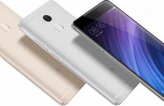 הושקו בישראל: Xiaomi Redmi 4 Prime ו-Xiaomi Redmi 4A