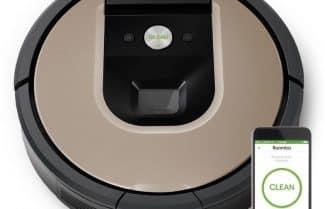 שואב אבק רובוטי חכם iRobot Roomba 966 במחיר מבצע לזמן מוגבל!