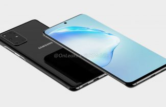 נחשפו תמונות אמיתיות של Samsung Galaxy S11