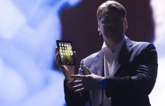זה מתקרב: סמסונג חשפה את תאריך ההכרזה על הסמארטפון המתקפל