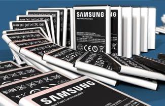 דיווח: סמסונג תציג בקרוב דור חדש ומשודרג לסוללות סמארטפונים