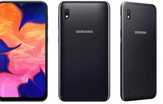 סמסונג Galaxy A10 במחיר מבצע כולל זמינות מיידית!