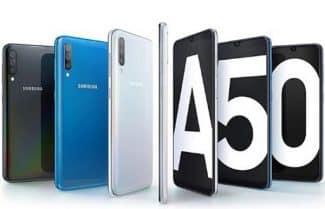 עדכון חדש ל-Galaxy A50 מביא שיפור משמעותי בחיישן טביעת האצבע