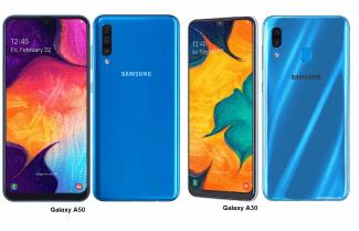 בקרוב אצלכם: סמסונג Galaxy A50s ו-Galaxy A30s כבר בדרך