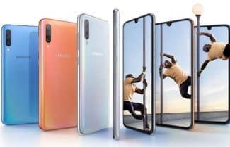 דיווח: Galaxy A70s יהיה הראשון של סמסונג עם מצלמת 64 מגה פיקסל