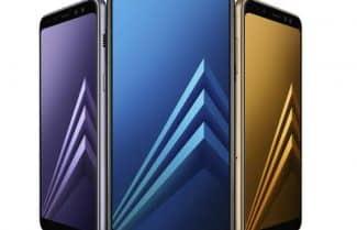 הוכרזו: Galaxy A8 ו-Galaxy A8 Plus מהדורת 2018 עם שתי מצלמות קדמיות