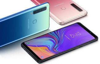 הוכרז: Galaxy A9 מהדורת 2018: הראשון בעולם עם ארבע מצלמות אחוריות