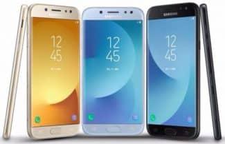 סמסונג מכריזה על סדרת Galaxy J 2017 הכוללת שלושה דגמים
