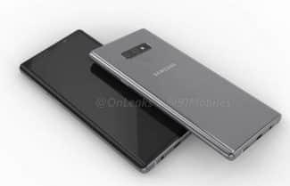נראה מוכר? סרטון הדמיה חדש חושף את עיצוב ה-Galaxy Note 9