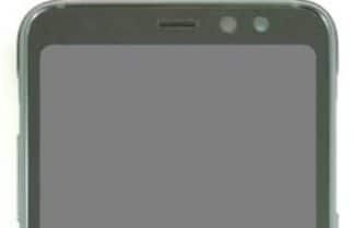 מחייך למצלמה: תמונה חושפת את ה-Galaxy S8 Active של סמסונג