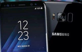 לא הוזמנתם? סמסונג הציגה בברצלונה את ה-Galaxy S8 לשותפים העסקיים