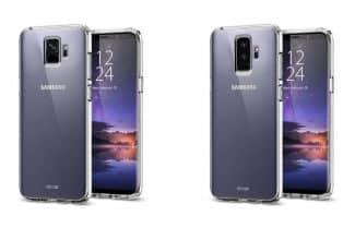 האם יצרן כיסויים חושף את מערך הצילום החדש ב-Galaxy S9?