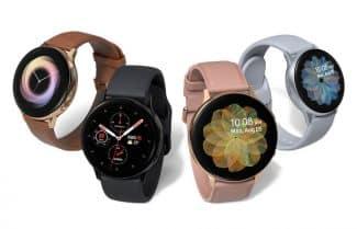 הוכרז: Galaxy Watch Active 2 – מסגרת מגע ותמיכה ב-LTE