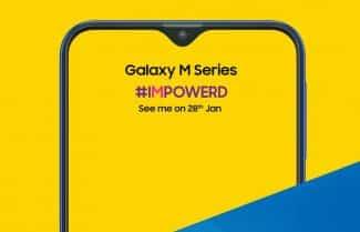 סדרת Galaxy M נחשפת בתמונות רשמיות, כולל תאריך הכרזה