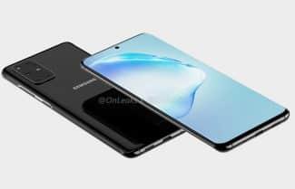 מכשירי S20 ו- +S20 של Samsung יגיעו ללא חיישן 108 מגה פיקסל
