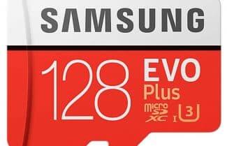 כרטיס זיכרון בנפח 128GB מבית סמסונג עם קופון הנחה