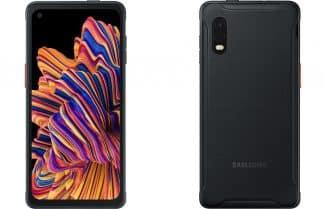 סמסונג הכריזה על הסמארטפון המוקשח Galaxy Xcover Pro