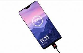 שילוב בין אייפון X ל-Mi Mix 2: האם כך ייראה ה-Huawei P11?