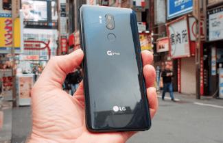 ג'ירפה בודקת: LG G7 ThinQ