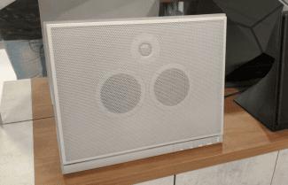 על רמקול עשוי בטון כבר שמעתם? צפו במוצר של חברת Master&Dynamic