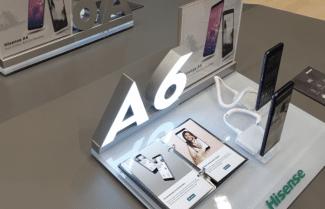 תערוכת IFA 2018: צפו ב-Hisense A6 – סמארטפון עם שני מסכים