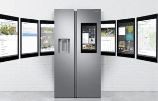 תערוכת IFA 2019: סמסונג מכריזה על דור שלישי למקרר החכם – צפו בוידאו