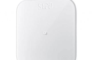 משלוח מהונג קונג: משקל חכם Xiaomi Mi Scale 2.0