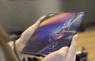 חברת TCL חושפת מכשירים מתקפלים שטרם ראיתם כמותו (וידאו)