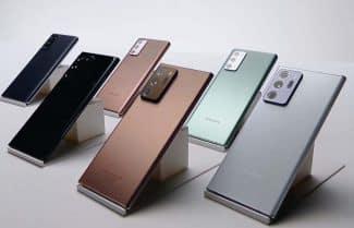 סמסונג מכריזה על Galaxy Note 20 ו- Galaxy Note 20 Ultra