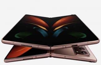 סמסונג נותנת הצצה ל- Galaxy Z Fold 2 לקראת ההכרזה ב- 1 לספטמבר