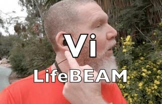 ג'ירפה בודקת: אוזניות ספורט LifeBEAM עם עוזרת אישית