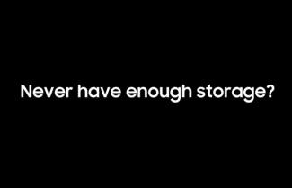 הרמז הבא: סמסונג רומזת על נפחי אחסון גדולים ב-Note 9