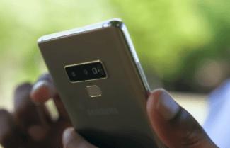 כדאי לחקות? סקירה ראשונית של Samsung Note 9, כמעט