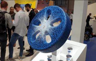 תערוכת הרכב Paris Mondial: צמיג העתיד של מישלן – צפו בוידאו