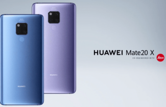 הוכרז: Huawei Mate 20 X: סמארטפון גיימינג עם מסך 7.21 אינץ'