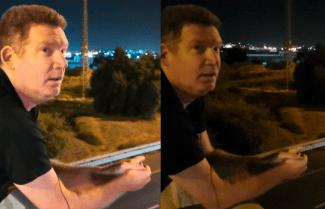 ג׳ירפה בודקת: מבחן צילום לילה – סמסונג גלקסי נוט 9 מול וואווי מייט 20 פרו