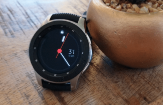 ג'ירפה בודקת: שעון חכם סמסונג Galaxy Watch – כדאי לשדרג?