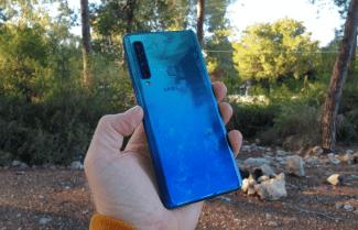 ג'ירפה בודקת: סמסונג Galaxy A9 2018 – מכשיר בינוני במחיר פרימיום